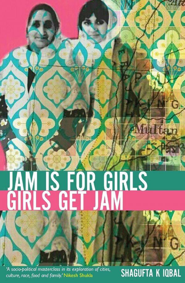 Jam Is For Girls
