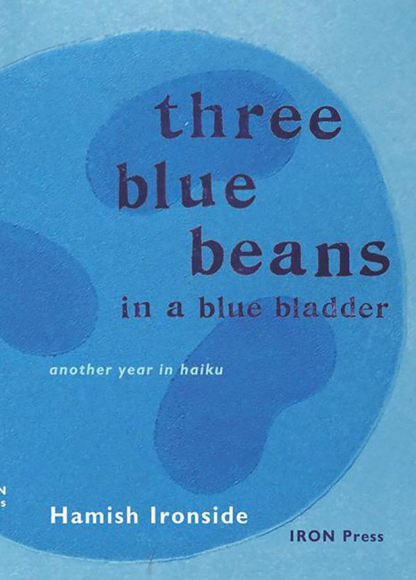 Three Blue Beans