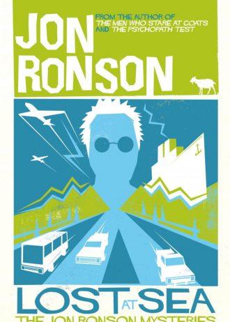 Lost at Sea- The Jon Ronson Mysteries