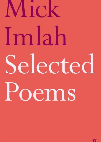 Mick Imlah Selected Poems