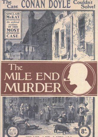 Mile End Murder