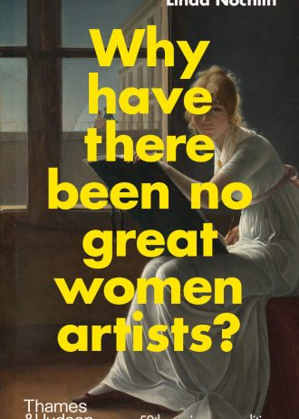 Why have there been no great women artistd